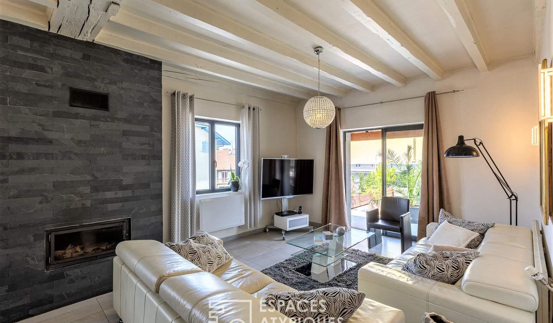 Appartement avec terrasse Douvaine