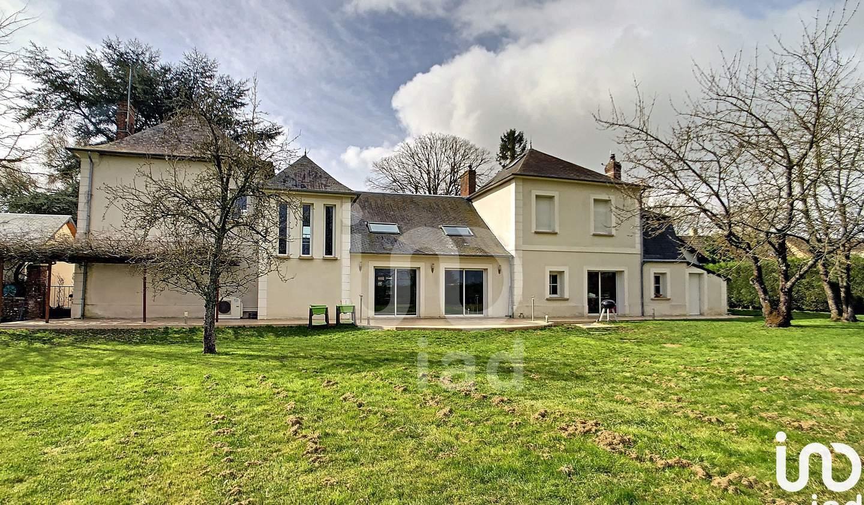 Maison avec terrasse Farceaux