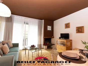 Appartement 2 pièces 33,12 m2