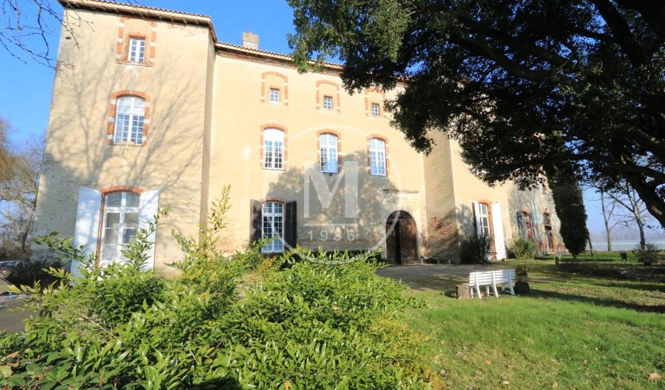 Castle Castelsarrasin