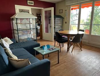 Appartement 4 pièces 89,75 m2