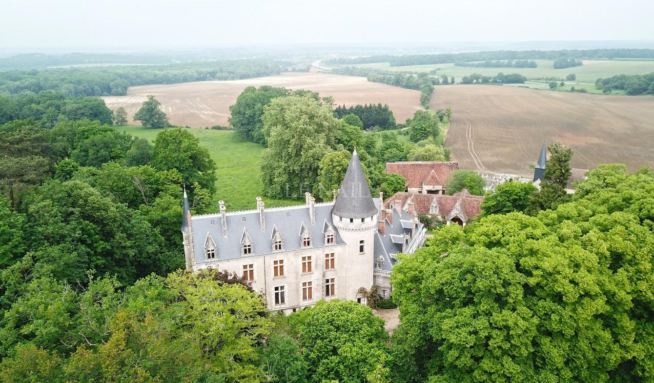 Castle Bourges