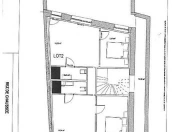 Appartement 2 pièces 27,9 m2