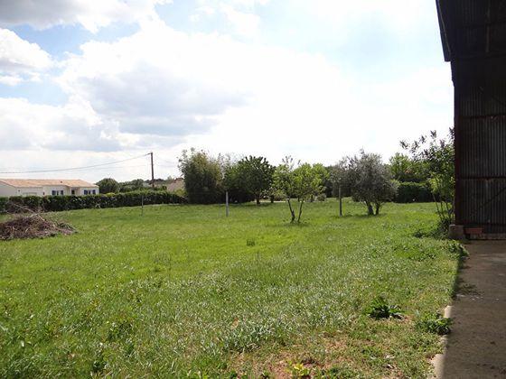 Vente terrain 754 m2
