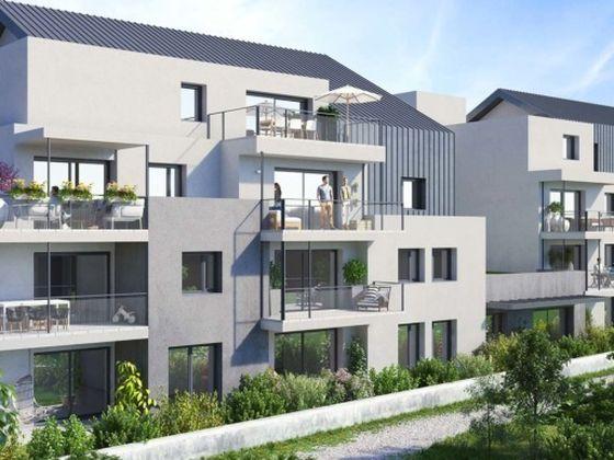 Vente appartement 4 pièces 91,01 m2