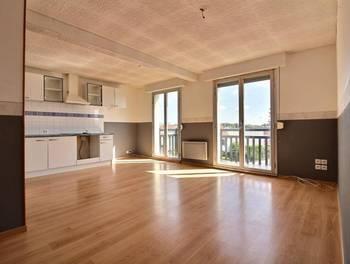 Appartement 3 pièces 54,46 m2