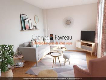 Maison 5 pièces 81,19 m2