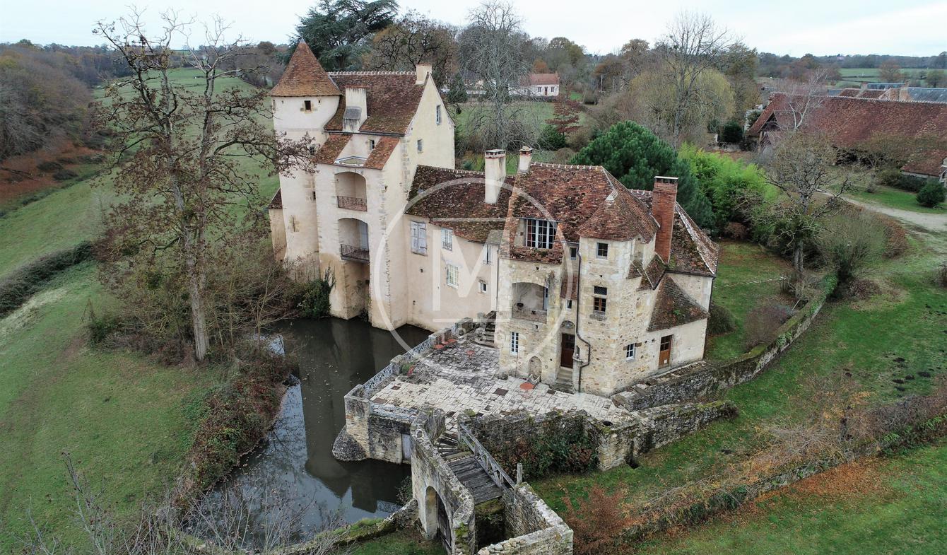 Château Argenton-sur-Creuse