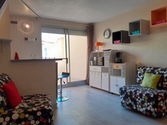 Vente studio 40,68 m2
