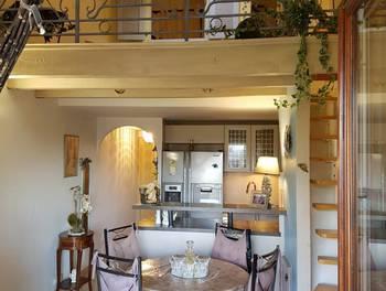 Duplex 2 pièces 48 m2