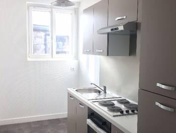 Appartement 2 pièces 49,61 m2