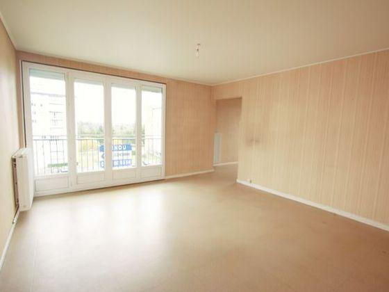 vente Appartement 4 pièces 79 m2 Tours