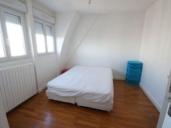 Location appartement meublé 2 pièces 36,5 m2