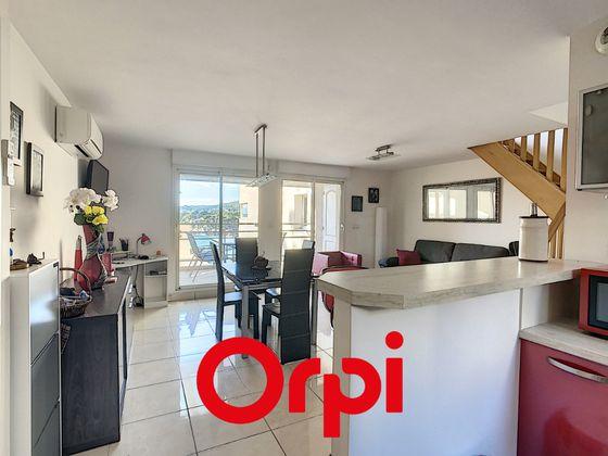 Vente appartement 2 pièces 58,75 m2