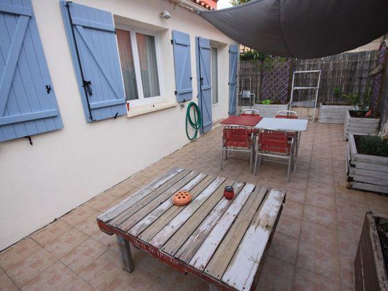 vente Maison 3 pièces 90 m2 Montpellier