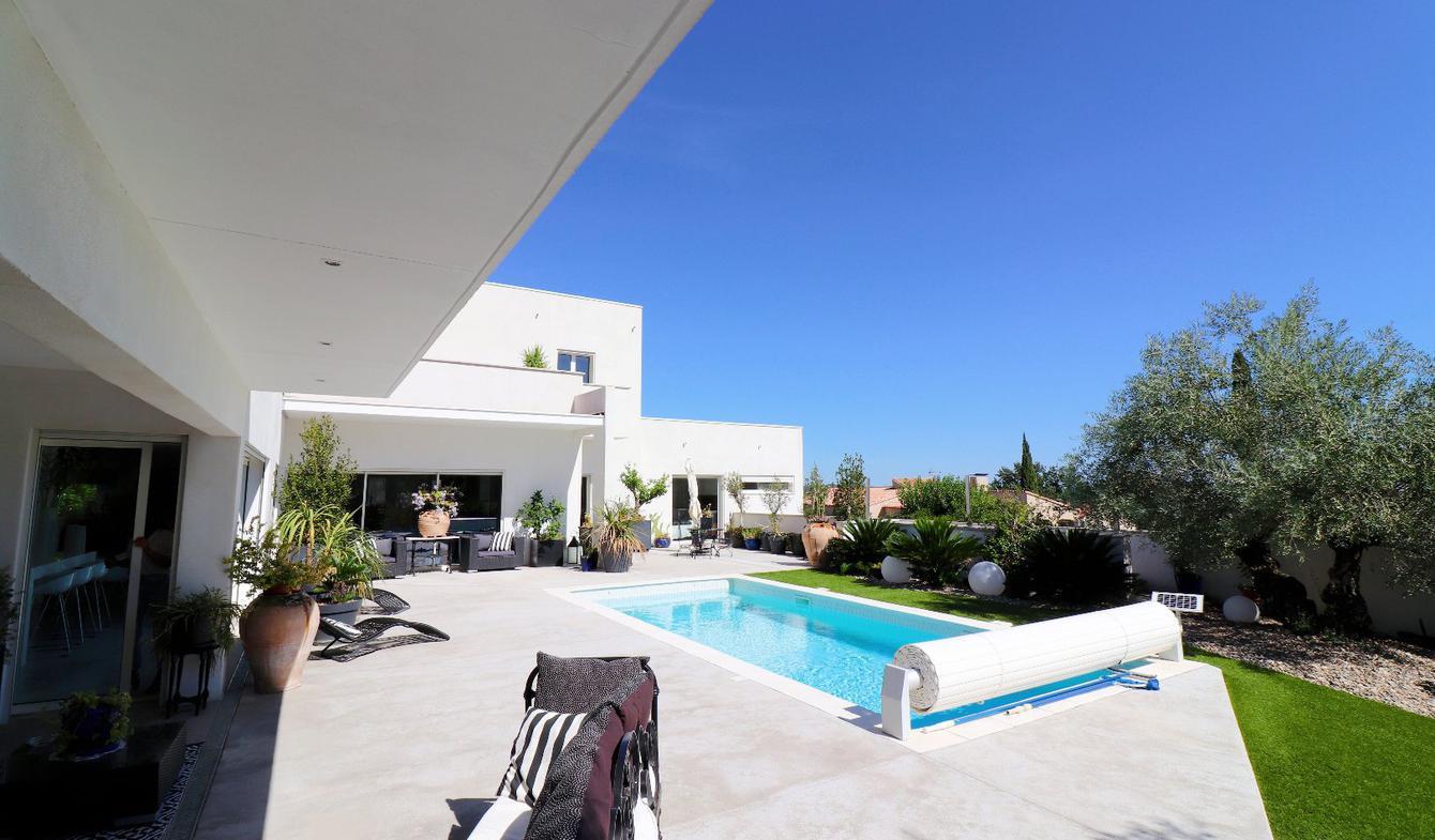 Maison avec piscine et terrasse Ceret