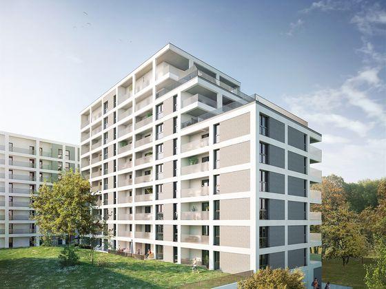 vente Appartement 4 pièces 75,25 m2 Rennes