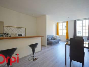 Studio meublé 36,21 m2