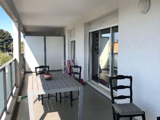 Vente appartement 3 pièces 65,6 m2