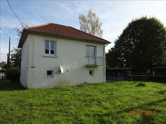 Vente maison 3 pièces 46 m2