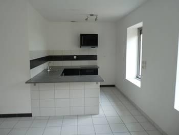 Maison 3 pièces 51,6 m2