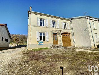 maison à Bassoncourt (52)