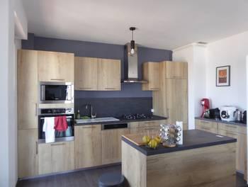 Appartement 3 pièces 72,84 m2