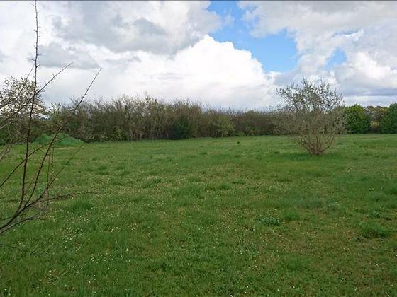 Vente terrain 1220 m2