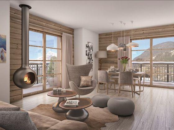 Vente appartement 3 pièces 66,19 m2