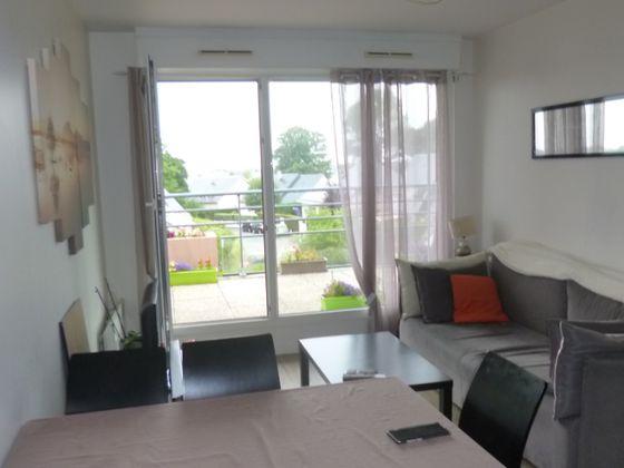 Vente appartement 2 pièces 37,24 m2