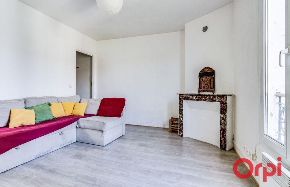 Vente appartement 2 pièces 32.69 m² à Bagnolet (93170), 275 000 €