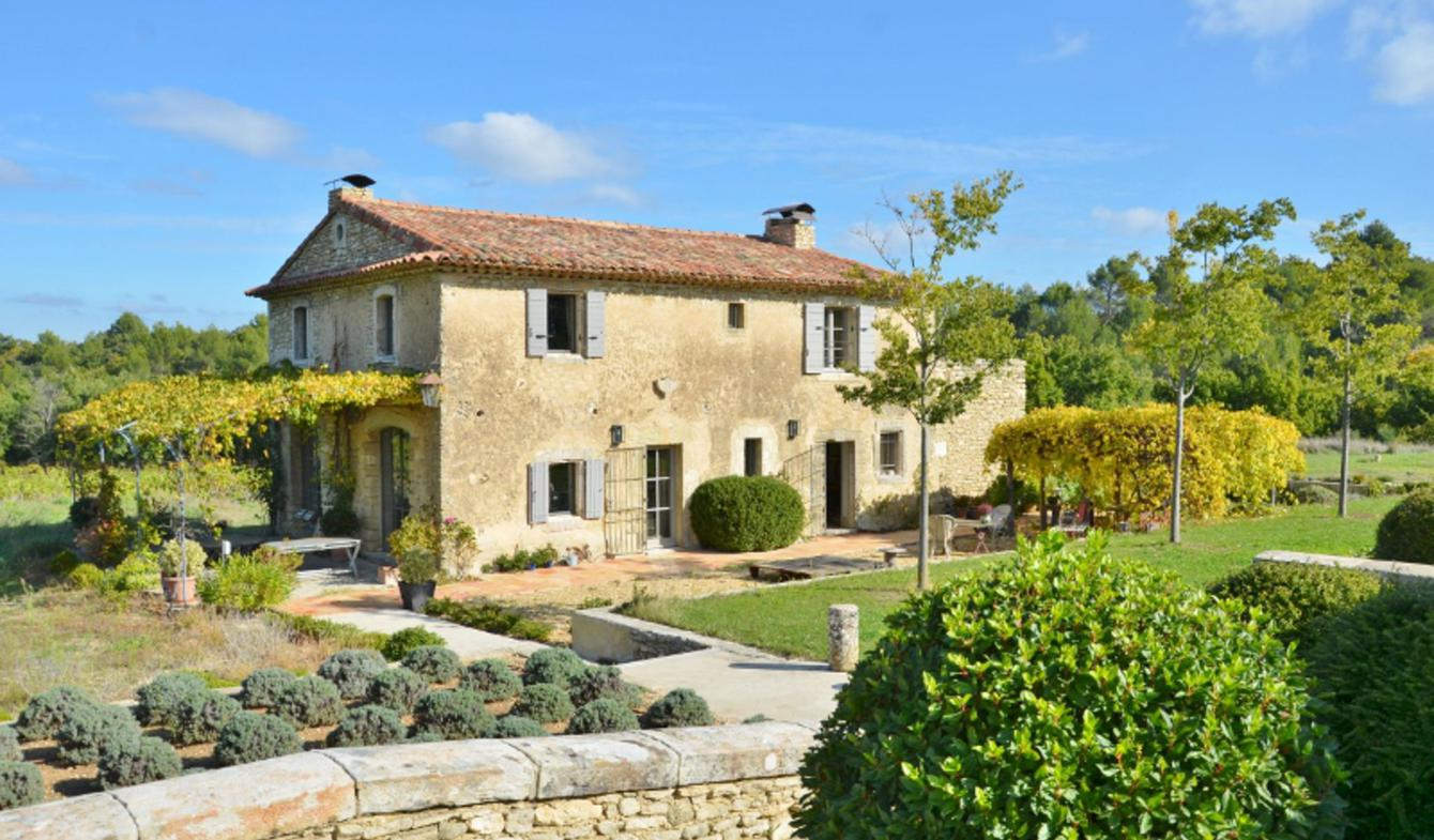 House with garden Bonnieux