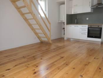 Appartement 2 pièces 28,62 m2