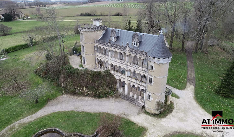 Château Baignes-Sainte-Radegonde