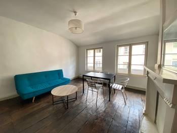 Appartement 2 pièces 44,14 m2