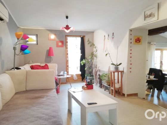 Vente appartement 3 pièces 57 m2