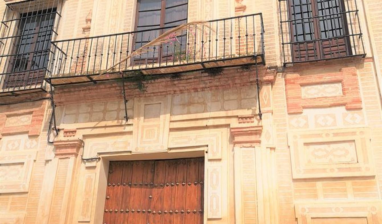 Hôtel particulier classé monument historique Carmona