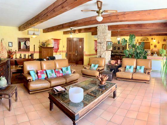Vente maison 8 pièces 202,7 m2