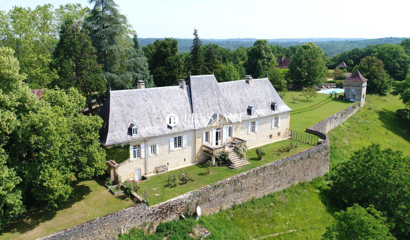 Property with pool Sainte-Alvère