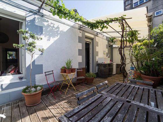 vente Maison 4 pièces 61 m2 Bordeaux