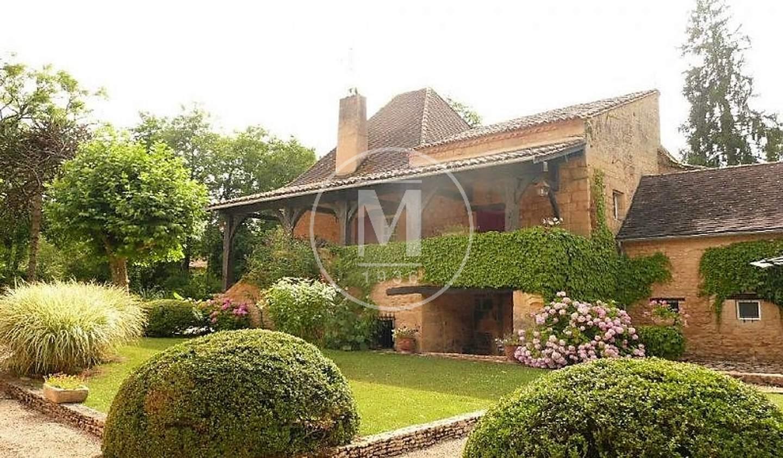 Maison avec terrasse Beaumont-du-Périgord