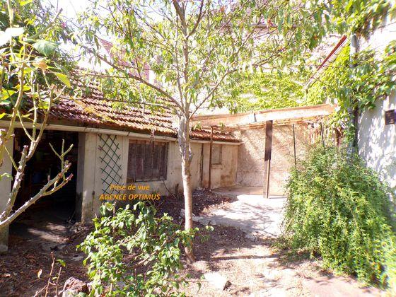 Vente maison 4 pièces 63,93 m2