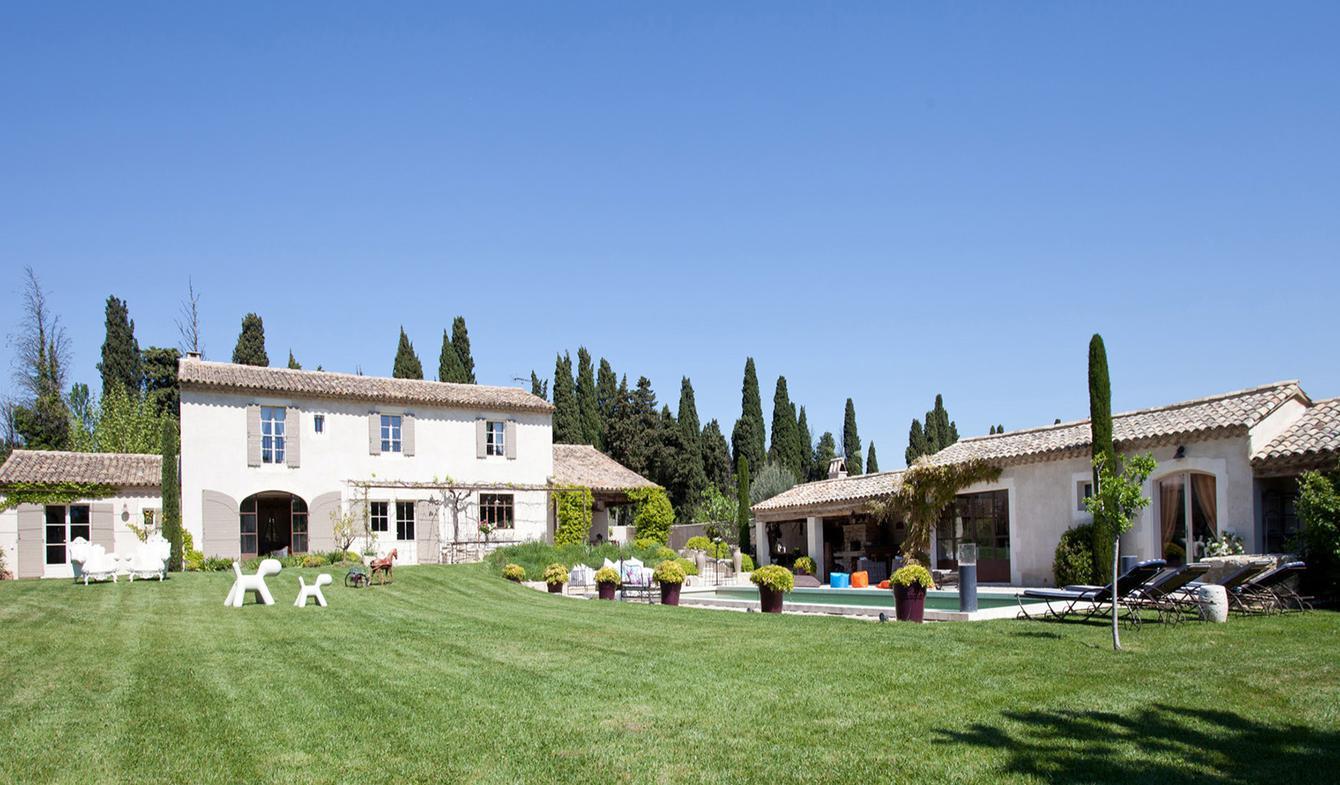 House with pool and garden Saint-Rémy-de-Provence