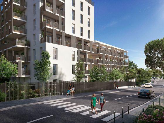 Vente appartement 3 pièces 66,73 m2