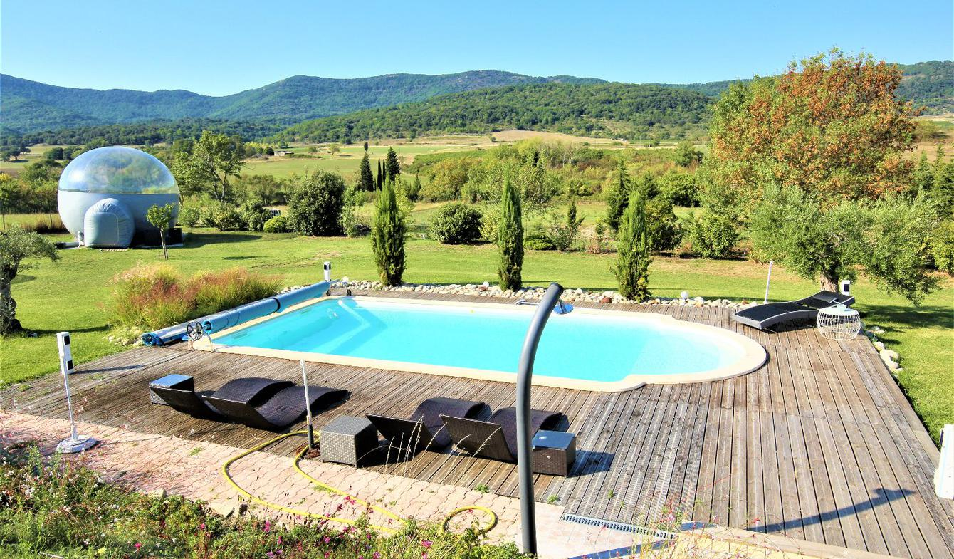 Property with pool Lagrasse