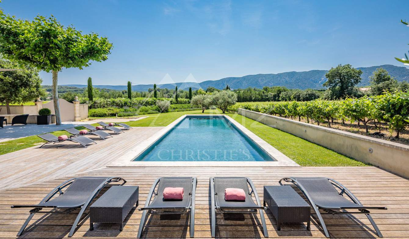 Property with pool Oppède