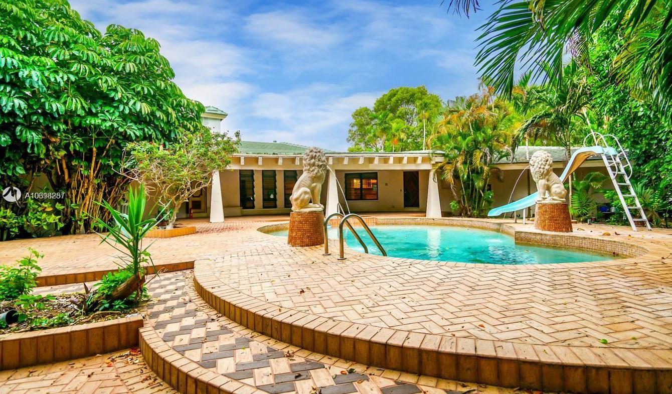 Maison avec piscine et jardin Miami Shores