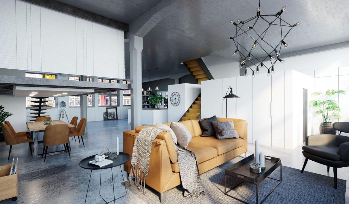 Loft avec terrasse Mulhouse