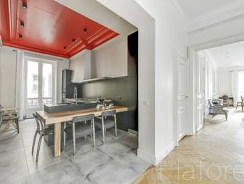 Appartement meublé 6 pièces 192,34 m2