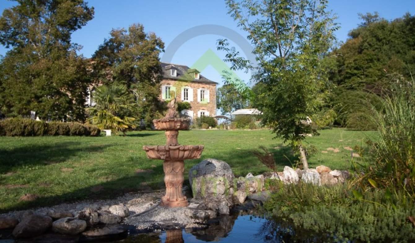 Propriété avec piscine Rodez